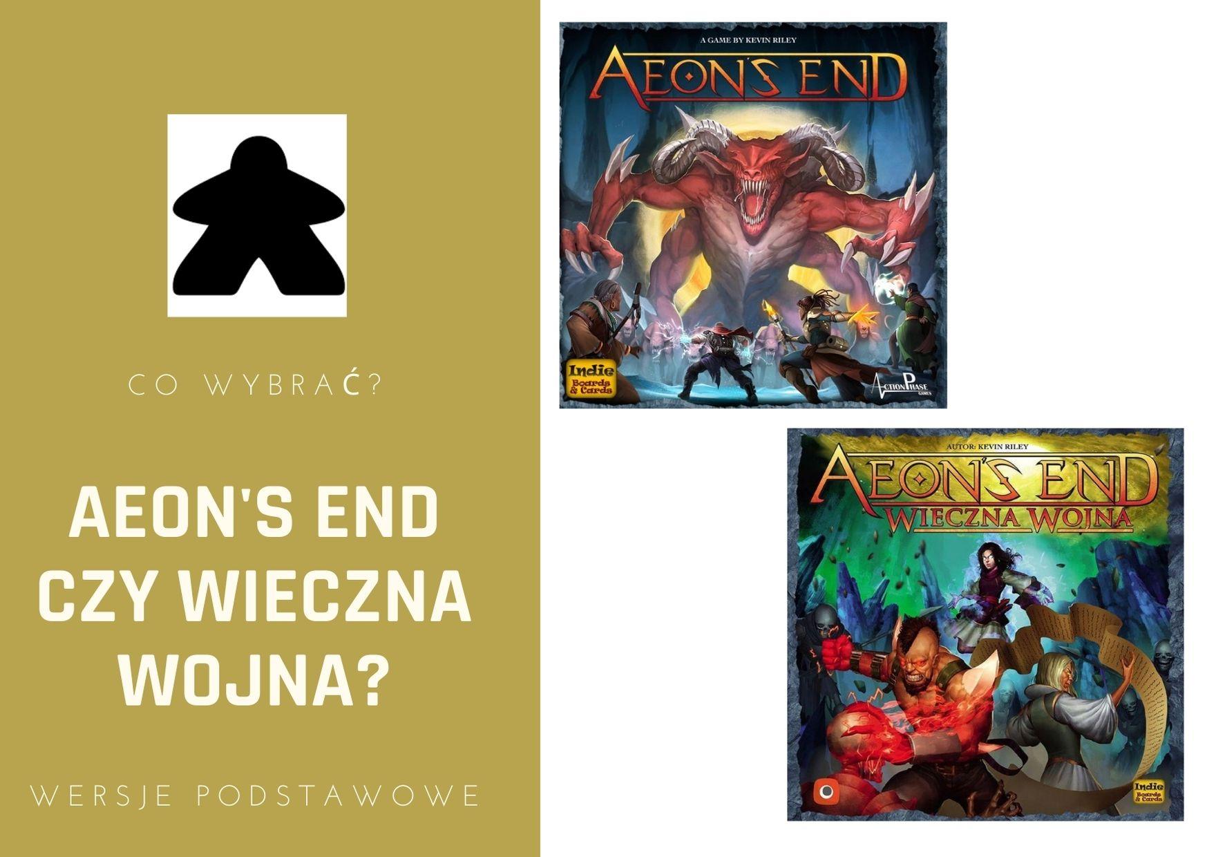 Aeons end czy wieczna wojna