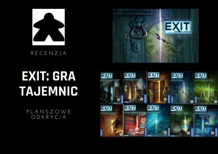 Exit gra tajemnic recenzja