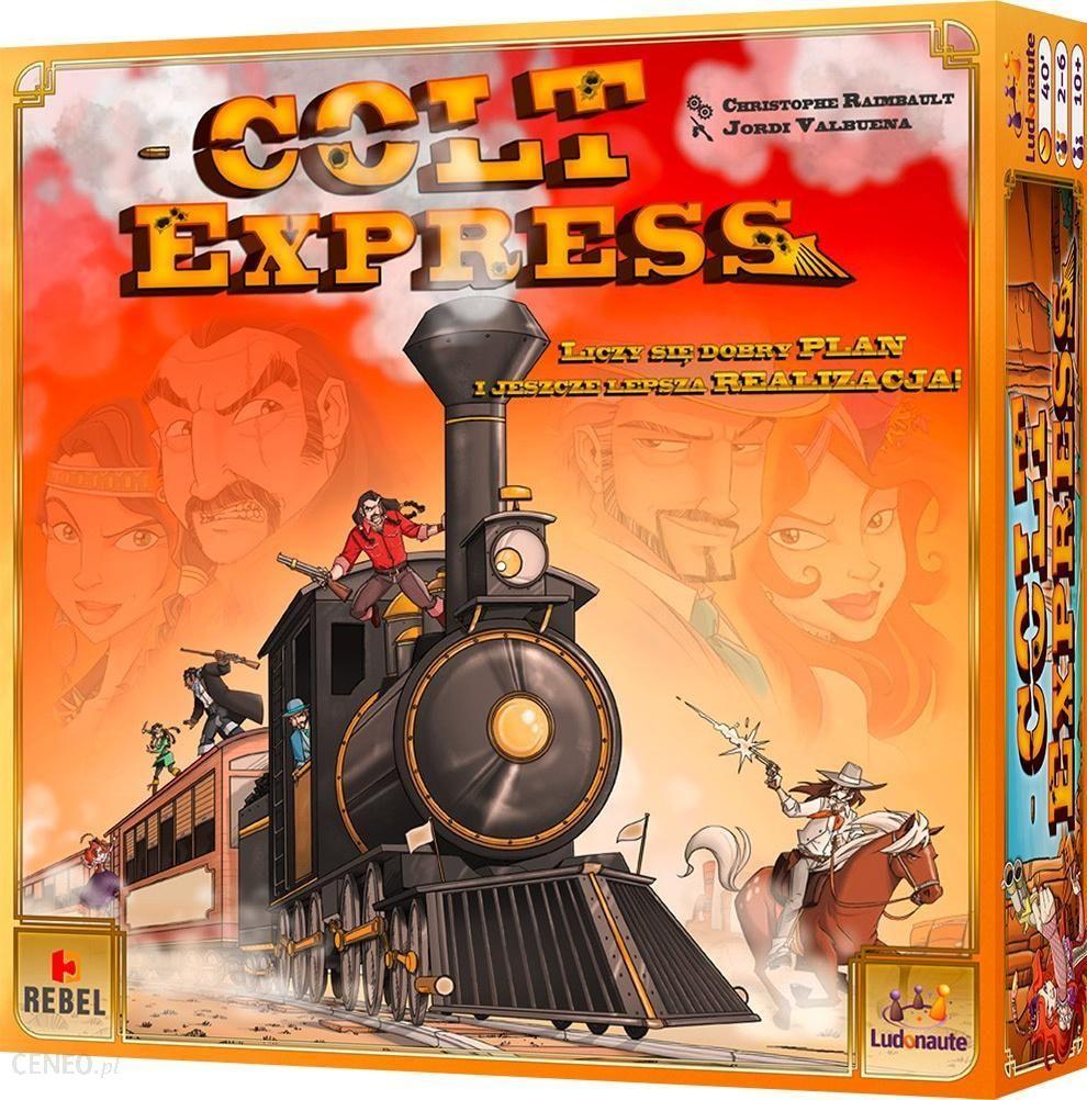 Pudełko Colt Express