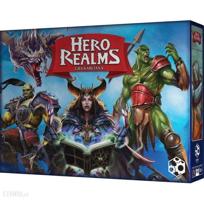 Pudełko Hero Realms