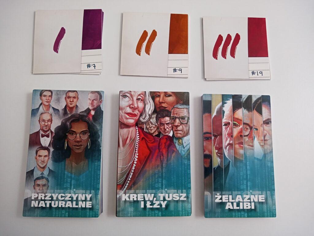 3 dostepne sprawy z gry Detektyw: sezon pierwszy