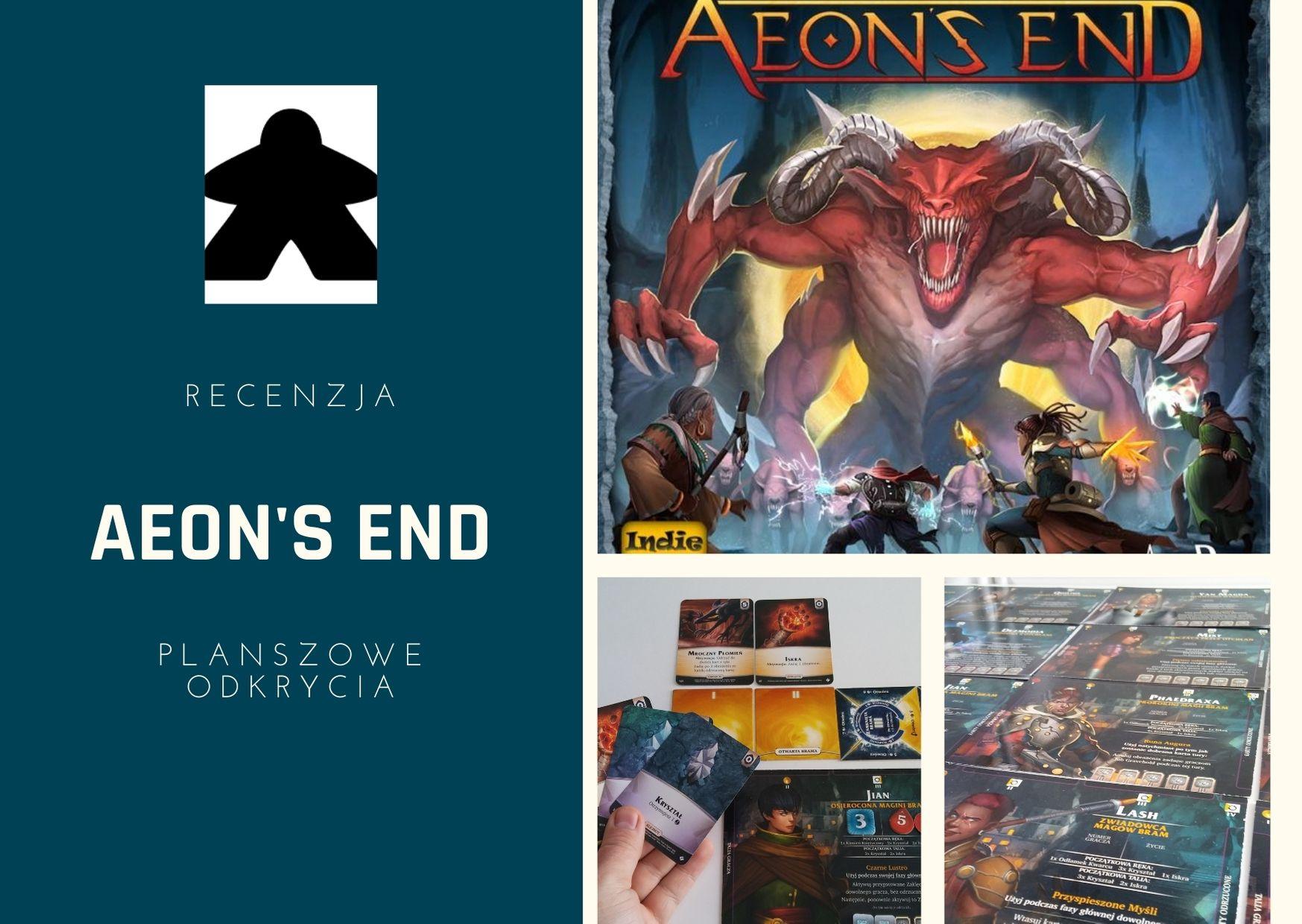 Aeon's end recenzja